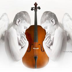 serene strings....