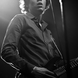 Gitarist in extase