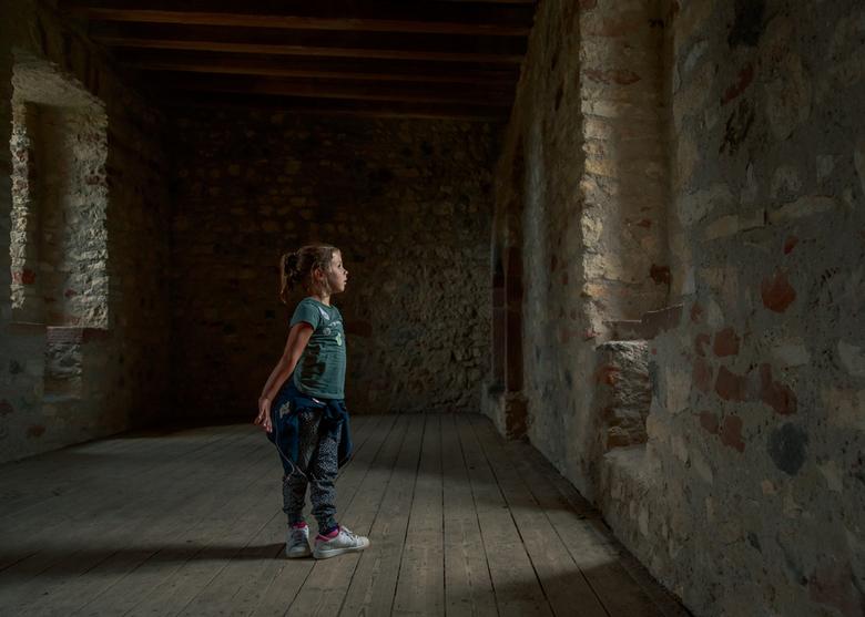 Balance - Dansen in een middeleeuws kasteel