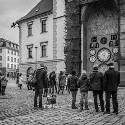 Astromisch uurwerk Olomouc