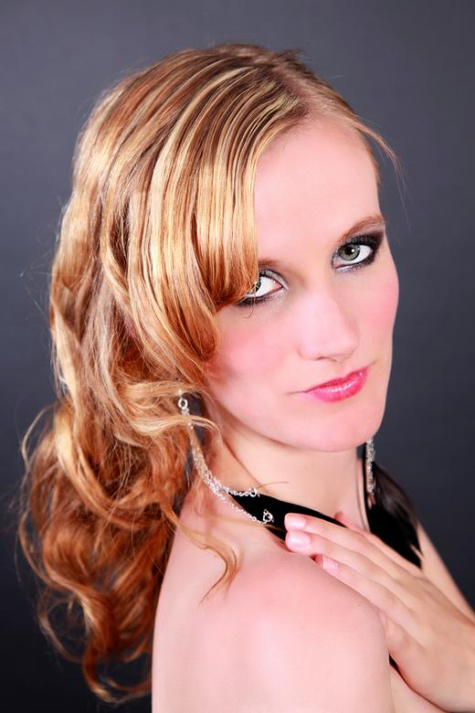 Cynthia - Glamour fotoshoot