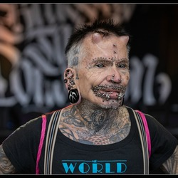 Tattoo Brussel...Rolf Buchholz...