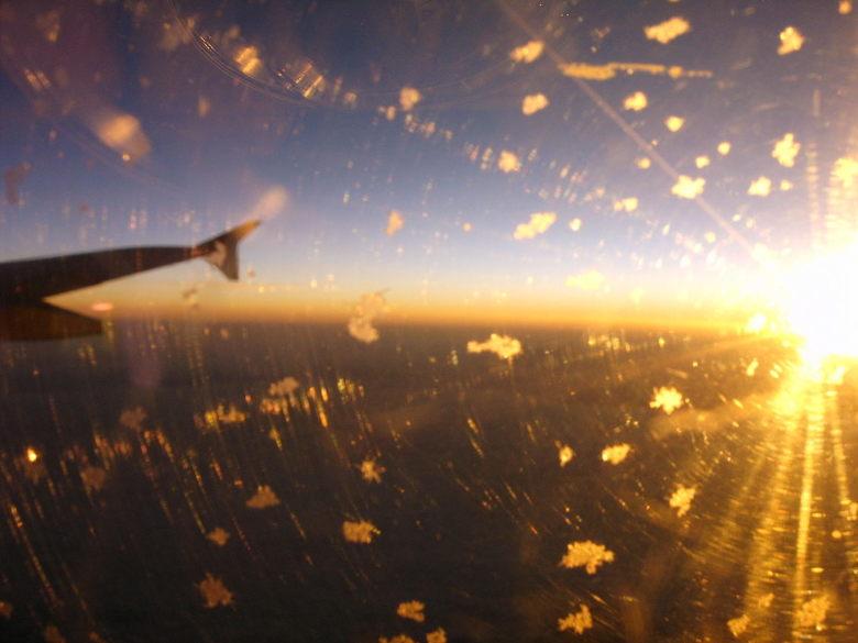 Sky High - Op weg naar Cyprus