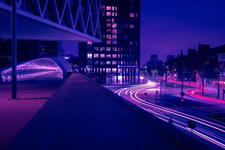 Antwerpen - Cybercity -