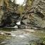 Kloof met waterval