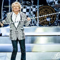 Rod Stewart in Ziggo Dome