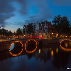 Amsterdamse grachten!