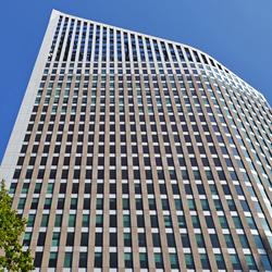 Skyline Den Haag (ministerie)