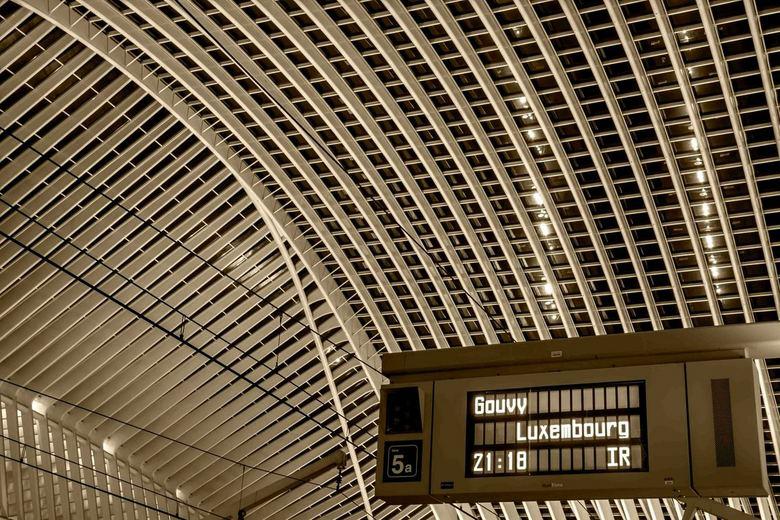 Station Guillemins, Luik - Station Guillemins, luik