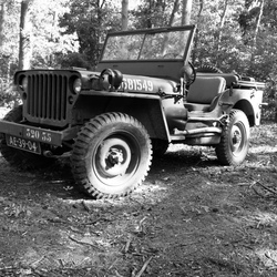 Willy Jeep WO2