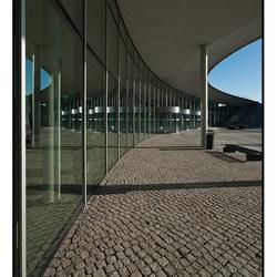 Cap Gemini-campus (1): De spiegeling