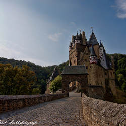 Toegangspoort Burg Eltz (Duitsland)