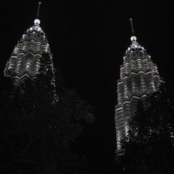 Petrona Twin Towers