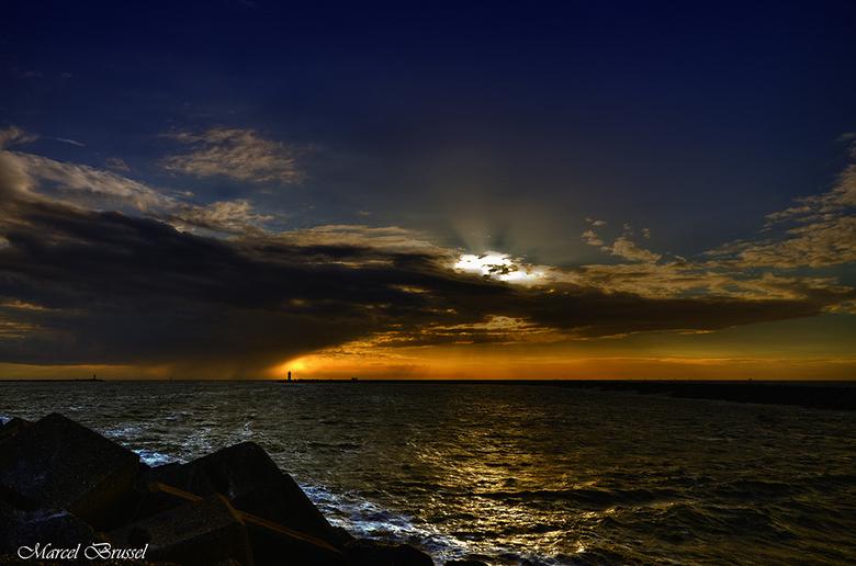 evening - Een andere compositie dan de upload hiervoor.