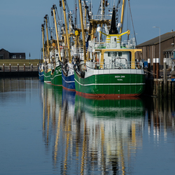 Weekend voor de vissersvloot