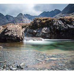 Black Cuillins (Skye, Schotland)