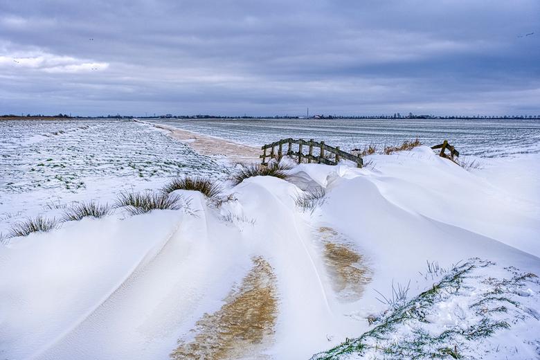 De korte en heftige winter van 2021 - Het is nauwelijks meer voor te stellen dat er zoveel sneeuw is gevallen en dat het zo koud was...nog maar net ge