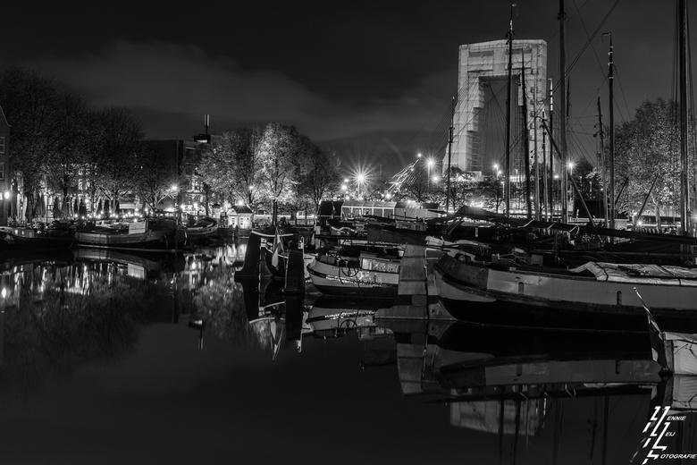 Nightwalk  - Nightwalk Oude haven Rotterdam.