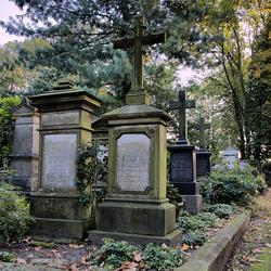 Oude begraafplaats Rheine