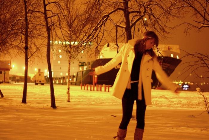 winter vreugde - .