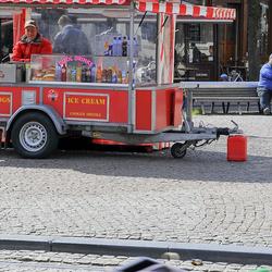Amsterdam's tafereel...