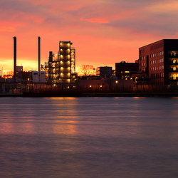 Amsterdam Noord : Shell .