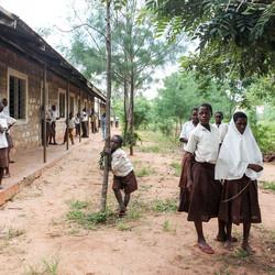 Mwanjamba school