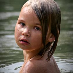 Ik wil alleen maar zwemmen...