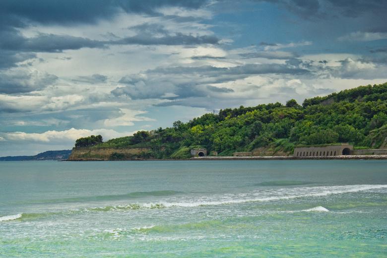 Adriatische kust  -
