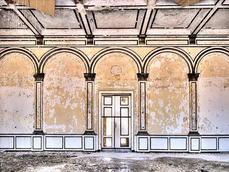 In de vergaderzaal - Tussen 1930 en 1932, een proefterrein in de buurt van de stad Kummersdorf, ten zuiden van Berlijn, werd de bakermat van de Space
