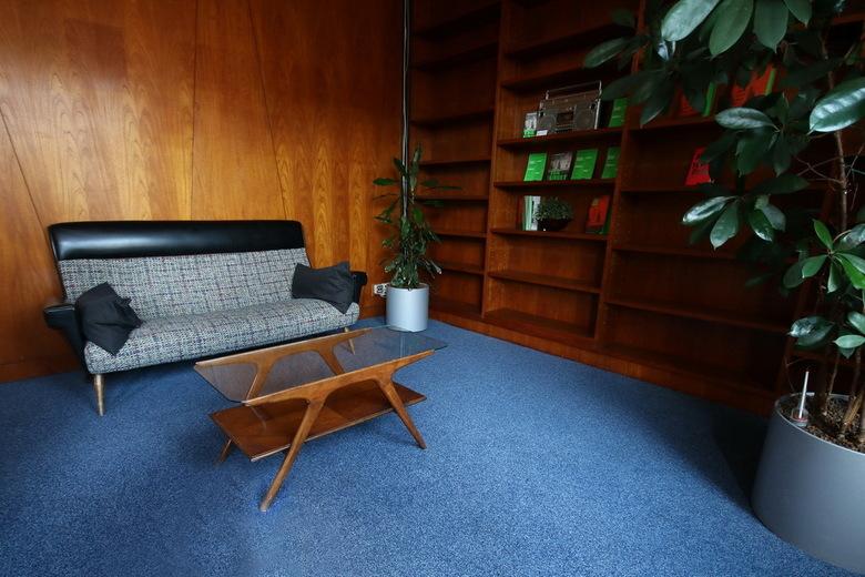 US Ambassade -2- - elke zondagmiddag zijn er rondleidingen door de voormalige Amerikaanse ambassade in Den Haag