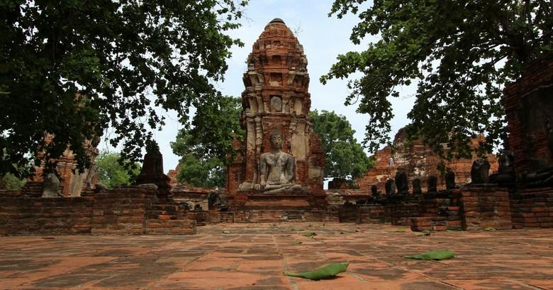 Ayutthaya, Thailand -