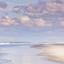 Het ruizen van de golven en de rust