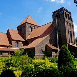 Nederland Sint Jozefkerk te Achterveld