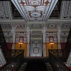 Hal van het Sissi paleis