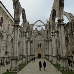 Vervallen kerk