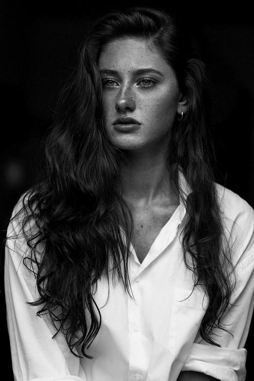 Portrait of Nikki