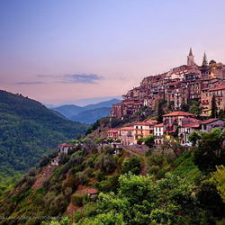 Apricale Italie