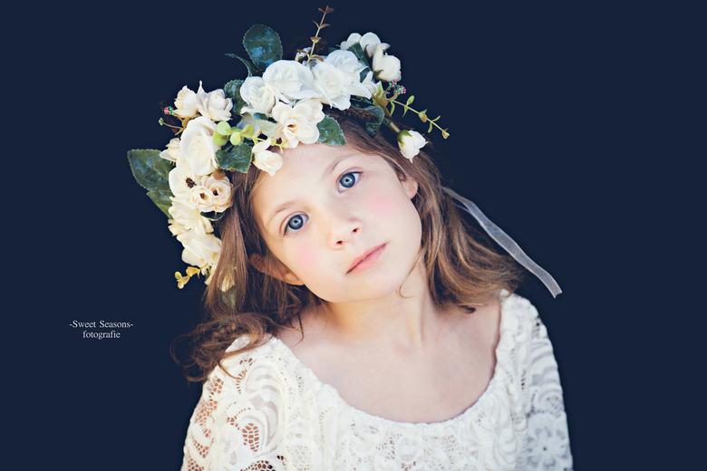 bloemenmeisje -