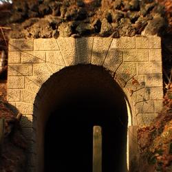 De poort naar het onbekende...
