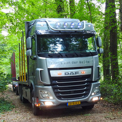 DAF XF 510 FAT