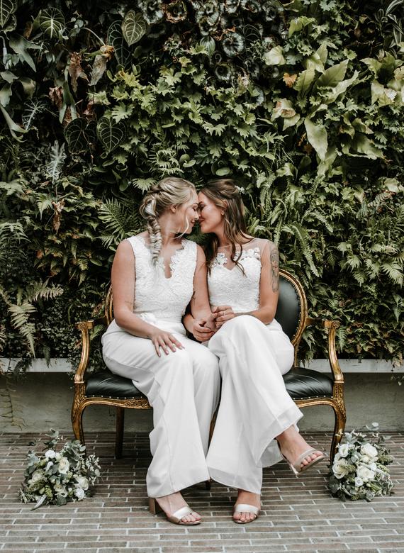 Inez & Esmee - Het was zo leuk om dit verliefde koppel te fotograferen!