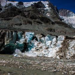 Falling Mega Rock Ice (gletsjer)