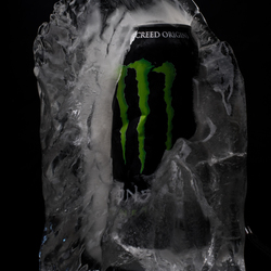 there's a monster inside