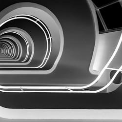 Stairs  B/W