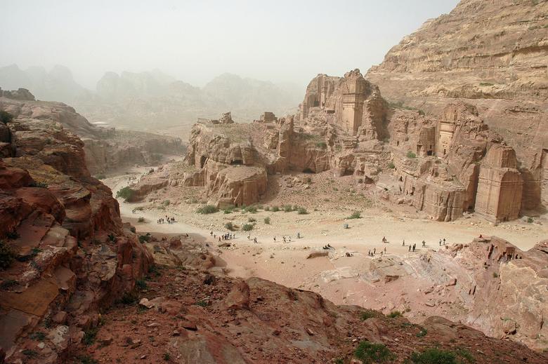 Petra Jordanië