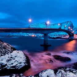 Brigde on Lofoten