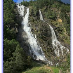 Nardis Watervallen