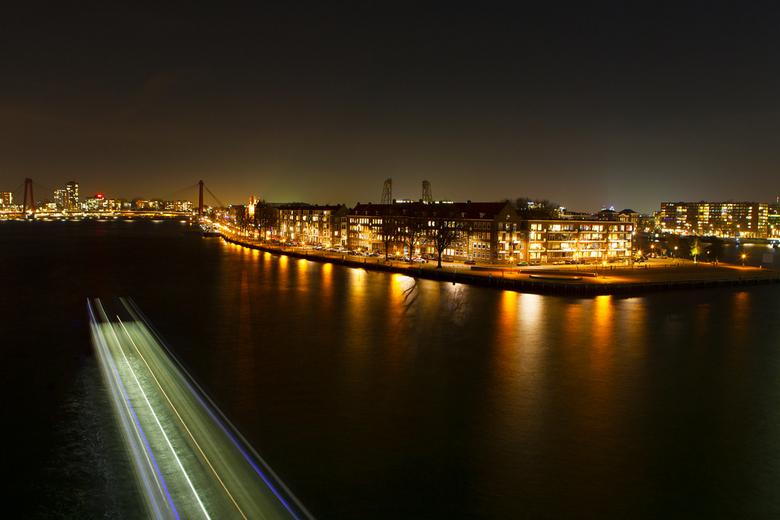 Rotterdam by night - 25-11-2014<br /> Rotterdam by night