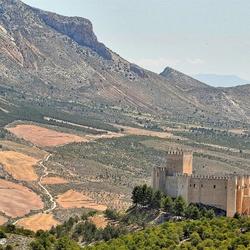 Castillo de Vélez-Blanco, Andalusie